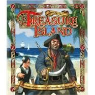 Robert Louis Stevenson's Treasure Island; The Classic Advent..., 9781847323064  