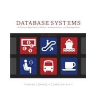 Database Systems : A Practical Approach to Design, Implement..., 9780321523068  