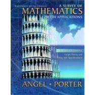 Survey of Mathematics with Applications, A: Expanded Sixth Edition,9780201703085