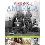 Visions of America A History of the United States, Volume 1, 9780321053091  