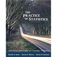 The Practice of Statistics: TI-83/84/89 Graphing Calculator Enhanced,9780716773092