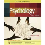 Student User Guide with Printed Access Card for Psychology Psytrek 3. 0, Enhanced Edition