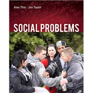 Social Problems,9780763793098
