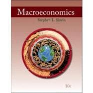 Macroeconomics with Connect Plus,9780077473099