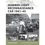 Humber Light Reconnaissance Car 1941-45, 9781849083102  