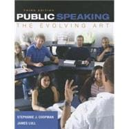 Public Speaking The Evolving Art (Book Only)