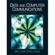 Data and Computer Communications,9780132433105
