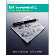 Entrepreneurship : A Small Business Approach,9780073403113