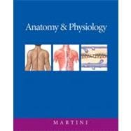 Anatomy and Physiology with IP 9-System Suite,9780805383119