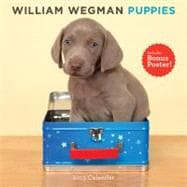 William Wegman Puppies 2013 Wall Calendar, 9781419703119