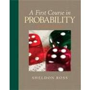 A First Course in Probability,9780136033134