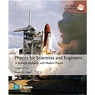 Physics for Scientists and Engineers A Strategic Approach with Modern Physics (Chs 1-42) Plus MasteringPhysics with eText -- Access Card Package