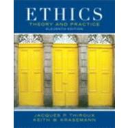 Ethics Theory and Practice,9780205053148