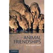 Animal Friendships, 9780521183154