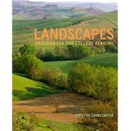 Landscapes : Groundwork for College Reading,9780495913160