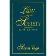 Law and Society,9780132553162