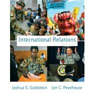 International Relations, 2008-2009 Update,9780205573172