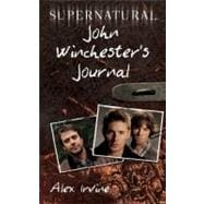 Supernatural : John Winchester's Journal, 9780062073198  