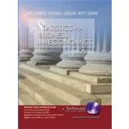 Statistics for Business and Economics and Student CD-ROM