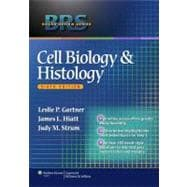 BRS Cell Biology and Histology, 9781608313211  