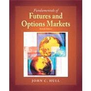 Fundamentals of Futures and Options Markets,9780136103226