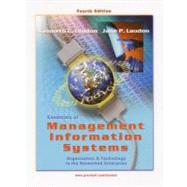 Essentials of Management Information Systems: Organization and Technology in the Networked Enterprise,9780130193230