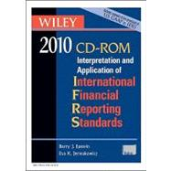 WILEY Interpretation and Application of International Financial Reporting Standards 2010, CD-ROM