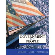 Government by the People, 2011 Brief Edition with MyPoliSciLab with eText -- Access Card Package,9780205073245