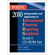 WILEY Interpretation and Application of International Financial Reporting Standards 2010, Book and CD-ROM Set