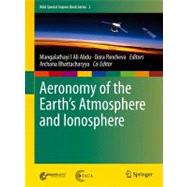 Aeronomy of the Earth's Atmosphere and Ionosphere, 9789400703254  