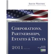 South-western Federal Taxation 2011: Corporations, Partnerships, Estates and Trusts Vol 2 (With Taxcut Tax Preparation Software Cd-rom)