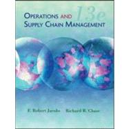 Operations &amp; Supply Chain Management with Student OM Video DVD
