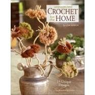 Unexpected Crochet for the Home, 9781574863260  