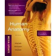 Human Anatomy, Media Update Plus MasteringA&P with eText -- Access Card Package