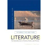 Literature: An Introduction to Fiction, Poetry, and Drama, Interactive Edition
