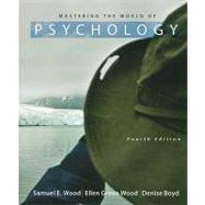 Mastering the World of Psychology,9780205003310