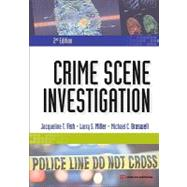 Crime Scene Investigation,9781422463314