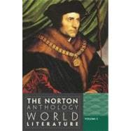 Norton Anthology of World Literature,9780393913316