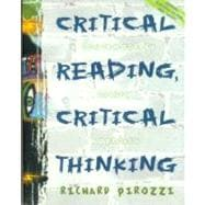 Critical Reading, Critical Thinking : A Contemporary Issues Approach