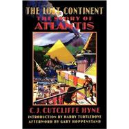 The Lost Continent: The Story of Atlantis,9780803273320