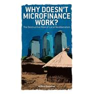 Why Doesn't Microfinance Work? : The Destructive Rise of Loc..., 9781848133327  