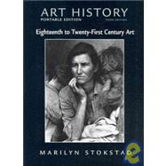 ART HISTORY PORTABLE EDTN BK 6 & MYARTKIT, 3/e,9780205773329