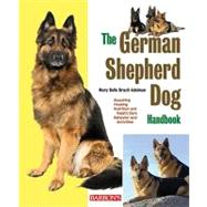 The German Shepherd Dog Handbook, 9780764143335  
