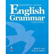Understanding And Using English Grammar W/ Audio,9780132333337