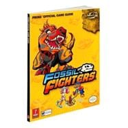 Fossil Fighters : Prima Official Game Guide, 9780761563341  