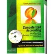 Computerized Accounting Using Peachtree Complete Accounting ..., 9780912503349  