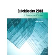 QuickBooks Pro 2013 A Complete Course