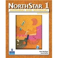 Northstar, Listening And Speaking 1 (Student Book Alone),9780136133353