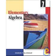 Elementary Algebra + Digital Video Companion+ Bca/Ilrn Tutorial + Interactive Elementary Algebra Student Access + Bac/Ilrn Student Guide + Infotrac