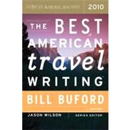 The Best American Travel Writing 2010, 9780547333359  
